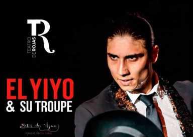 El Yiyo y su Troupe. Flamenco