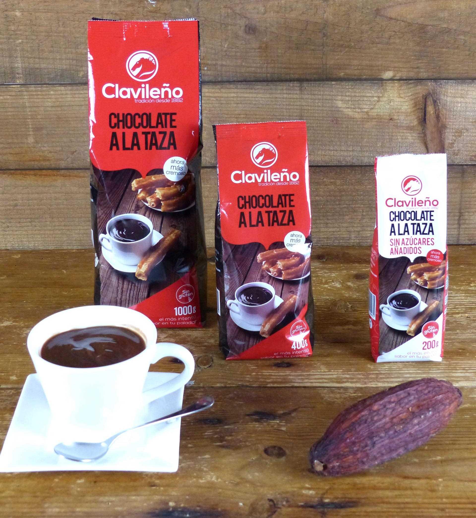 Chocolates Clavileño