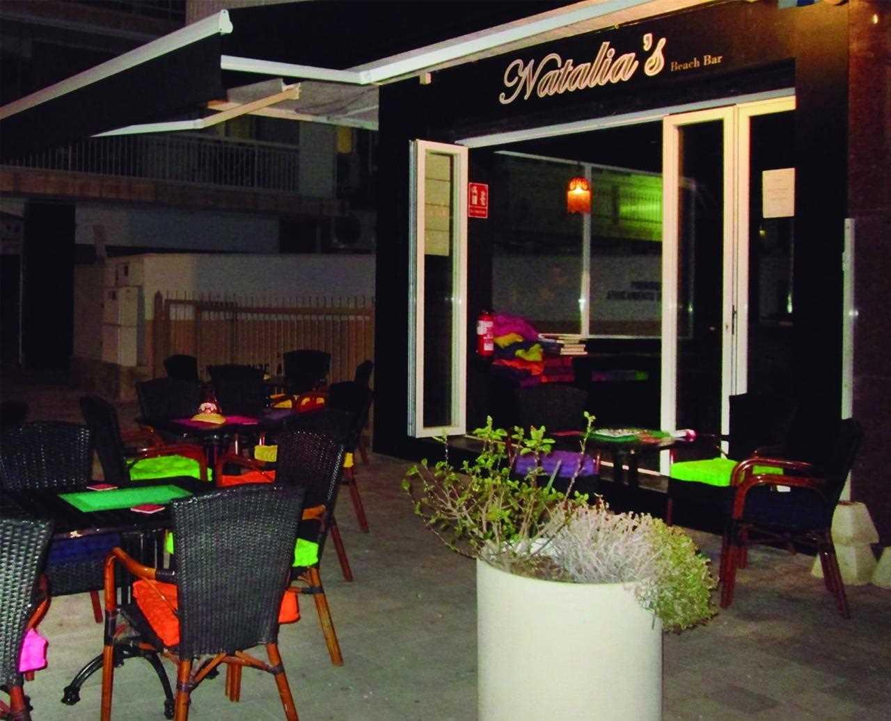 Natalia's Beach Bar